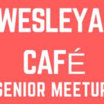Wesleyan Senior Cafe Meetup Red Bank NJ