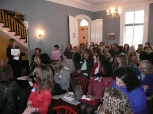 womens empowerment seminar at Womans Club of Red Bank.jpg