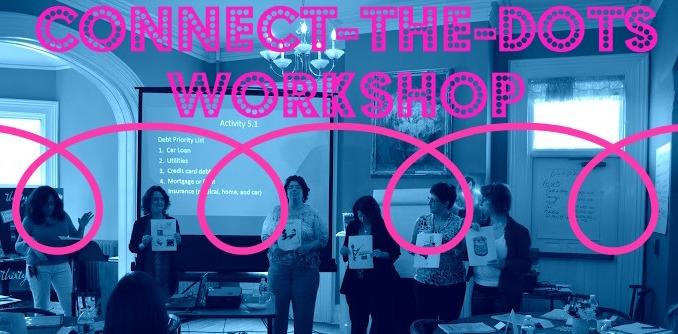 Connect the Dots Workshop NOV 30, 2016