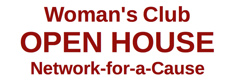 Network for a Cause - Open House at the Woman's Club of Red Bank