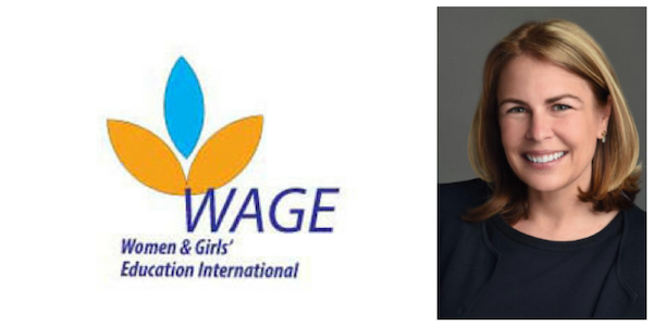 Doris Meyer, Partnership with WAGE International
