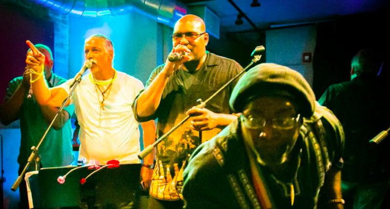 Poppa John Bug Jam Band