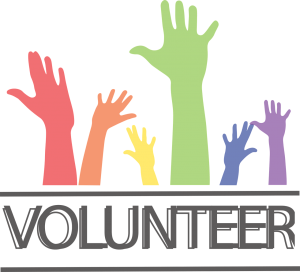 volunteer helping hands community service projects