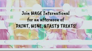 Wage International Fundraiser