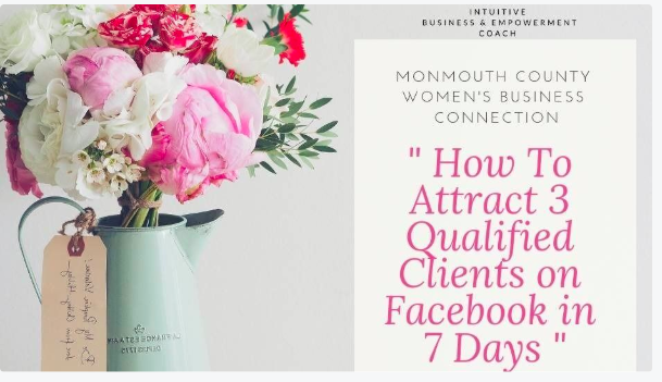 How To Attract 3 Qualified Leads in 7 Days on Facebook. 3 Simple Strategies
