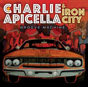 Charlie Apicella and Iron City