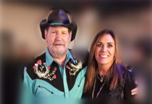 Stormin Norman Seldin and pam McCoy