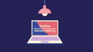online member meeting