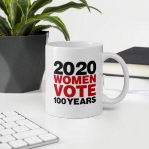 2020 Women vote - 100 years