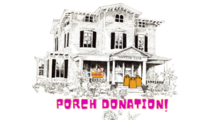 front porch donation