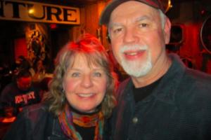 Doris Lazur and Dennis Eschbach