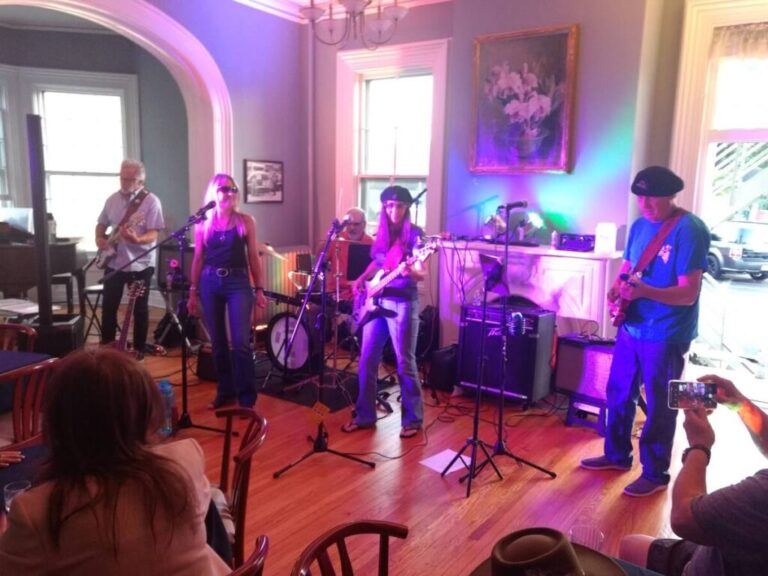 Reckless Steamy Nights has returned to the Woman's Club of Red Bank